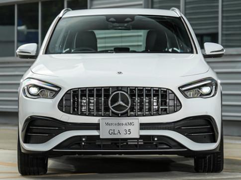 เมอร์เซเดส-เบนซ์ Mercedes-benz AMG GLA 35 4MATIC ปี 2021