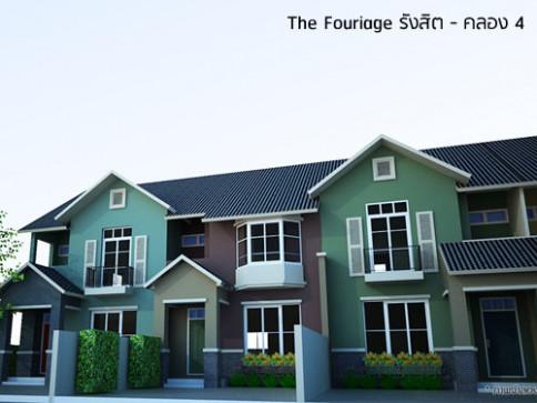 เดอะ โฟริเอช รังสิต - คลอง 4 (The Fouriage Rangsit-Klong4)
