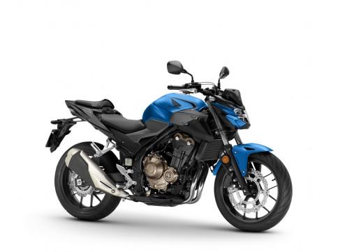 ฮอนด้า Honda CB 500F MY20 ปี 2020