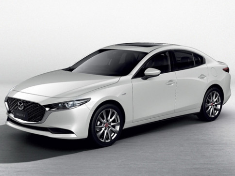 มาสด้า Mazda 3 100th Anniversary Edition ปี 2020