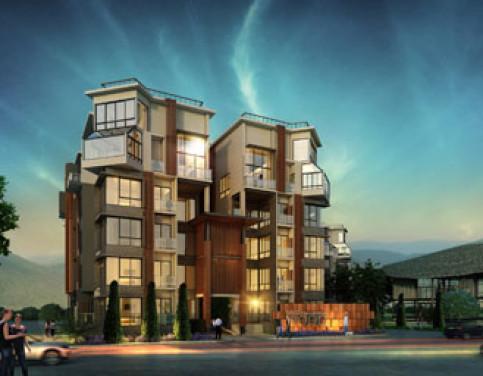 ฮิมมา ลิฟวิ่ง คอนโดมิเนียม (Himma living Condominium)