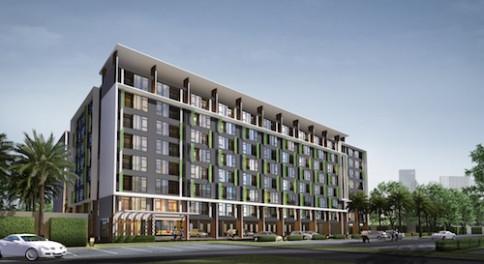 เฟรช คอนโดมิเนียม (Fresh Condominium)