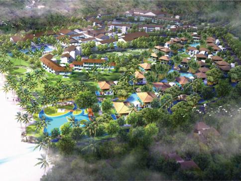 คลับเมด กระบี่ รีสอร์ท แอนด์ เดอะเรสซิเดนท์ (Club Med Krabi Resort & The Residences)