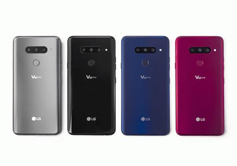 แอลจี LG-V 40 ThinQ 64GB