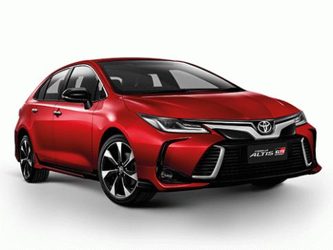 โตโยต้า Toyota Altis (Corolla) GR Sport ปี 2021