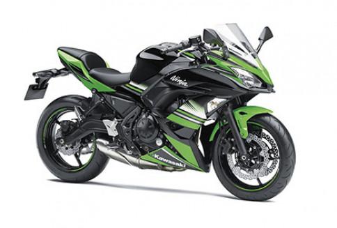 คาวาซากิ Kawasaki Ninja 650 KRT Edition ปี 2016