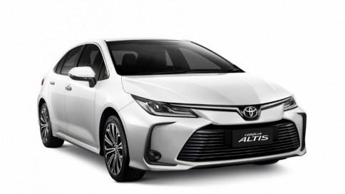 โตโยต้า Toyota Altis (Corolla) 1.8 Sport ปี 2021