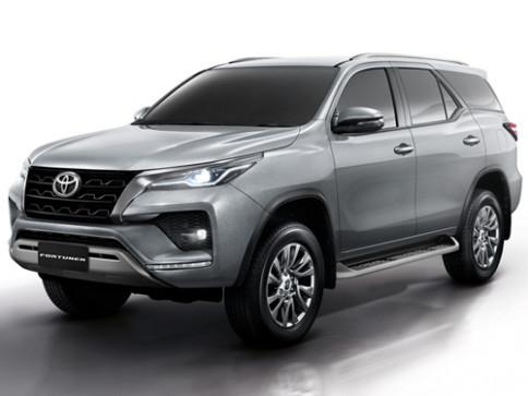 โตโยต้า Toyota-Fortuner 2.4V 4WD AT MY2020-ปี 2020