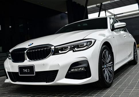 บีเอ็มดับเบิลยู BMW-Series 3 320d M Sport-ปี 2020