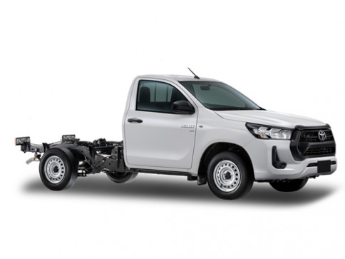 โตโยต้า Toyota Revo Standard 4X2 2.4 Entry (ไม่มีกระบะ) MY2020 ปี 2020