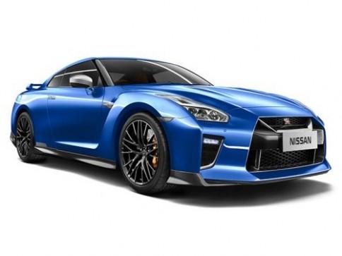 นิสสัน Nissan GT-R Premium Luxury ปี 2021