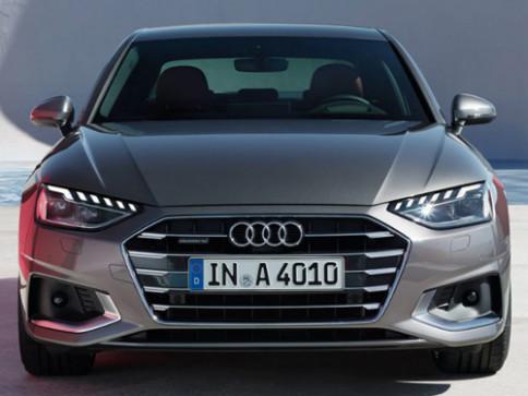 อาวดี้ Audi-A4 40 TFSI S Line-ปี 2020