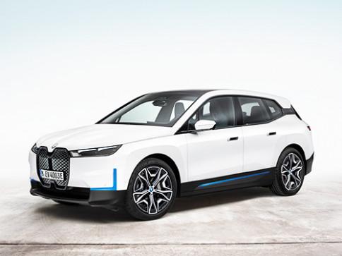 บีเอ็มดับเบิลยู BMW i X xDrive50 Sport ปี 2021