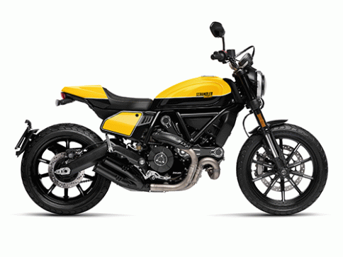 ดูคาติ Ducati Scrambler Full Throttle MY2019 ปี 2019