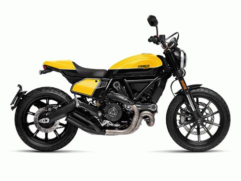 รูป ดูคาติ Ducati-Scrambler Full Throttle MY2019-ปี 2019