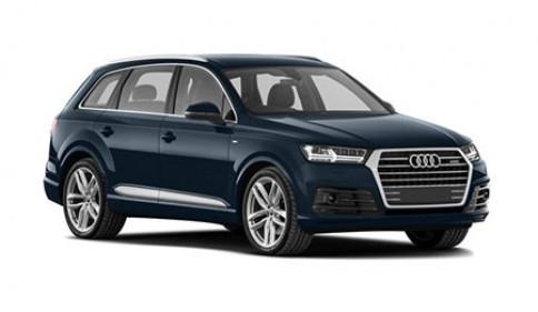 อาวดี้ Audi-Q7 45 TDI quattro S Line-ปี 2017