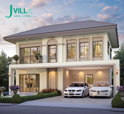 เจ วิลล่า วงแหวน-บางใหญ่ (J Villa Wongwean - Bangyai)