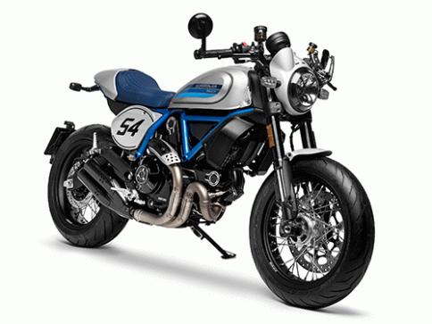 รูป ดูคาติ Ducati-Scrambler cafe racer MY2019-ปี 2019