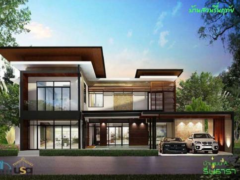 บ้านสวนรื่นฤทัย (Baan Suan Ruenruetai)