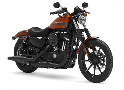 ฮาร์ลีย์-เดวิดสัน Harley-Davidson-Sportster Iron 883 MY20-ปี 2020