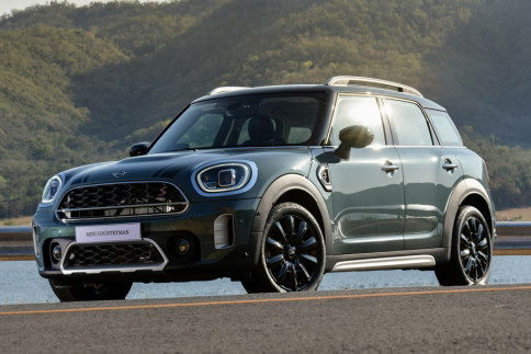 มินิ Mini Countryman Cooper S ENTRY ปี 2021