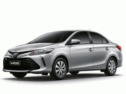 โตโยต้า Toyota Vios 1.5 Entry My19 ปี 2019