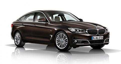 บีเอ็มดับเบิลยู BMW Series 3 320d GT Luxury ปี 2019