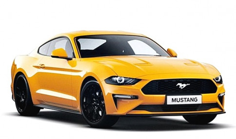 ฟอร์ด Ford Mustang 5.0L V8 GT Coupe Performance Pack ปี 2018