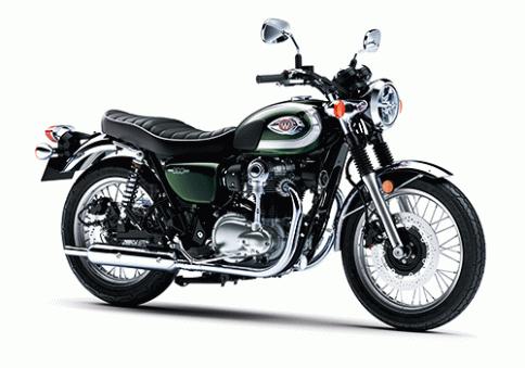 คาวาซากิ Kawasaki W 800 MY20 ปี 2019