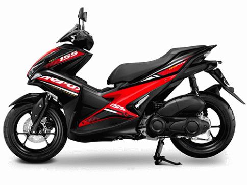 ยามาฮ่า Yamaha Aerox Standard MY19 ปี 2019
