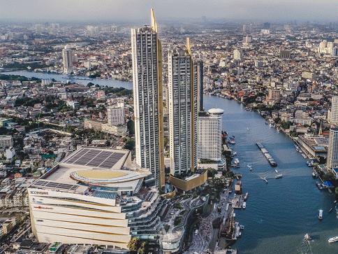 เดอะ เรสซิเดนซ์ แอท แมนดาริน โอเรียนเต็ล กรุงเทพฯ (The Residences@Mandarin Oriental Bangkok)