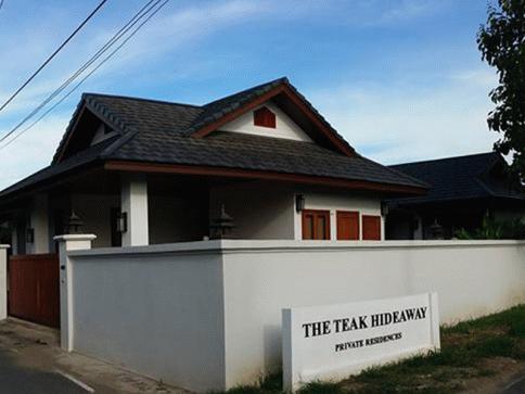 เดอะธีค ไฮด์อเวย์ ไพรเวท เรสซิเดนซ์ (The Teak Hideaway Private Residences)