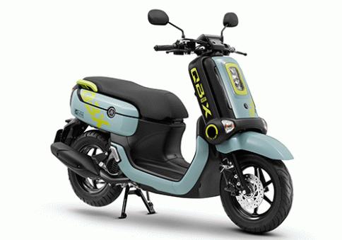 ยามาฮ่า Yamaha-QBIX Standard MY2019-ปี 2019