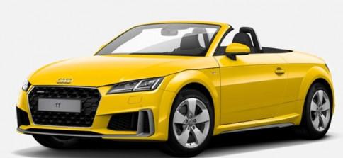 อาวดี้ Audi TT Roadster 45 TFSI quattro S line ปี 2021