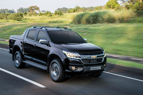 เชฟโรเลต Chevrolet Colorado High Country 2.5 VGT A/T ปี 2016