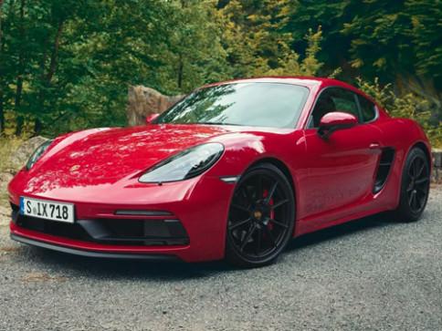 ปอร์เช่ Porsche 718 Cayman GTS 4.0 ปี 2020