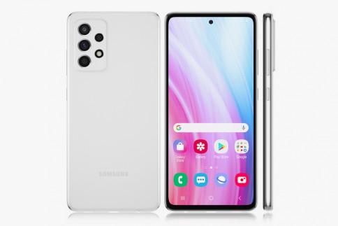 ซัมซุง SAMSUNG Galaxy A52