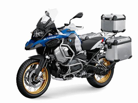 บีเอ็มดับเบิลยู BMW-R 1250 GS Adventure HP Style-ปี 2019