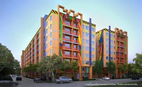 มีสไตล์ @ สุขุมวิท-บางนา (Mestyle Condo at Sukhumvit-Bangna)