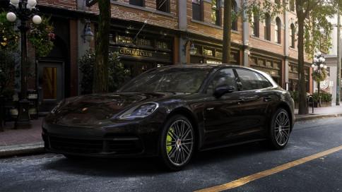 ปอร์เช่ Porsche Panamera 4 E-Hybrid Sport Turismo ปี 2019