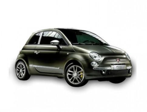 เฟียต Fiat 500 Limited by Diesel ปี 2010
