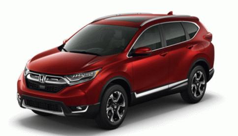 ฮอนด้า Honda CR-V 2.4 ES 4WD 5 Seat ปี 2019