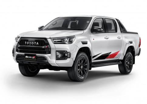 โตโยต้า Toyota Revo GR Sport 2.8 AT Hi-Floor 4X4 ปี 2021