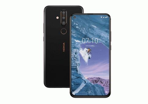 โนเกีย Nokia X71