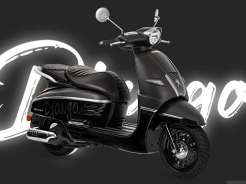เปอโยต์ มอเตอร์ไซค์ Peugeot Motocycles-Django 150i MY21-ปี 2021