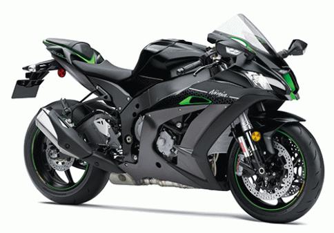 คาวาซากิ Kawasaki Ninja ZX10-R SE ปี 2018