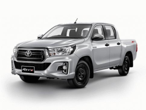 โตโยต้า Toyota Revo Double Cab 4x2 2.4E ปี 2018
