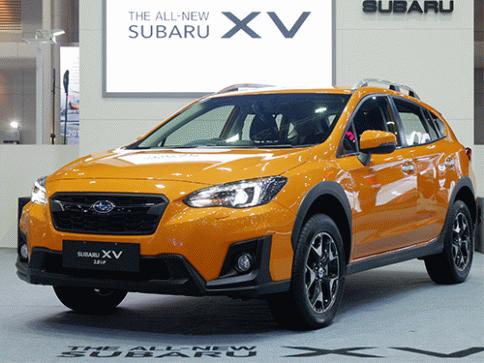 ซูบารุ Subaru XV 2.0i-P MY2018 ปี 2017