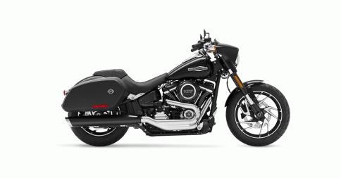 ฮาร์ลีย์-เดวิดสัน Harley-Davidson Softail Sport Glide ปี 2021