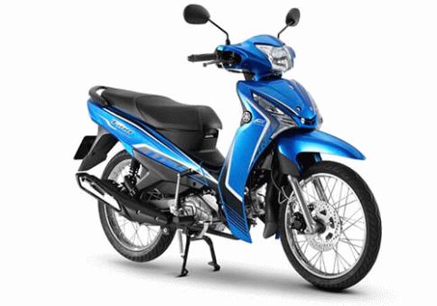 ยามาฮ่า Yamaha-FINN electric start-ปี 2019
